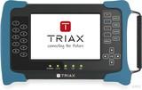 Triax Kombi-Pegelmessgerät für SAT, Kabel, terr. UPM 1400