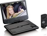 Lenco DVD-Player portable,22,5cm DVP-901 BK