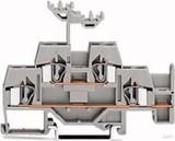 WAGO Durchgangsklemme 0,08-4mmq grau 281-620