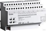 Gira 103800 Schalt Jalousieaktor 16fach 8fach 16 A KNX EIB REG