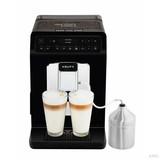 Krups Espresso/Kaffeevollautomat Evidence EA 8918 Piano sw