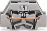 WAGO 2-L. Klemme 0,08-2,5mmq grau 261-301
