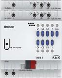 Theben Heizungsaktor 6-fach HM 6 T KNX