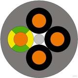 Lapp Kabel ÖLFLEX CLASSIC 110 7G1,5 1119307 (1 Meter)