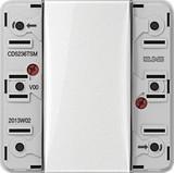 Jung Tastsensor-Modul 3fach AC/DC24V 3-k. 6Sp. CD 5236 TSM