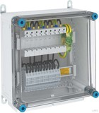 OBO Bettermann PV-Gehäuse für Wechselr. mit 3 MPP-Tracker VG-BCPV U K 333