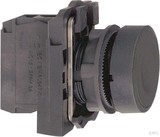 Schneider Electric Drucktaster flach, sw, 1S XB5AA21