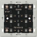 Jung Funk-Wandsender-Modul 4-kanalig FM 4004 M