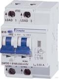 Doepke FI-/LS-Kombination als Brandschutzsch. DAFDD 1 C16/0,03/2-A