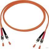 EFB-Elektronik LWL Duplexkabel 2m 2x2ST/ST, 50/125 O6013.2