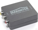 MARMITEK Konverter RCA/SCART>HDMI MARMITEK ConnectAH31