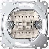 Merten Doppelwechselschalter-Eins 1-polig 16AX 250VAC MEG3626-0000