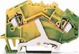 WAGO Schutzleiterklemme 0,08-4mmq gn/gelb 781-607