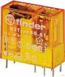 Finder Steck/Printrel. 24VAC 1W16A Raster 5mm 40.61.8.024.0000