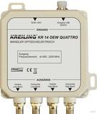 Kreiling Wandler optisch/elektrisch Opto/4Ausg. Quattro KR 14 OEW QUATTRO