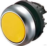 Eaton / Möller Drucktaste flach,gelb M22-D-Y