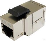 Setec Keystone Verbinder ClassEA RJ45/RJ45 Cat6 gesch 501499