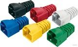 Telegärtner Tülle für MP8 FS, d=7,0 rot RAL3017 B00080B0090 (100 Stück)