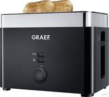Graef TO62 Toaster schwarz
