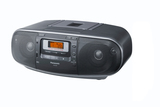 Panasonic RX-D55AEG  CD-Radiorecorder  schwarz - Ausstellungsstück