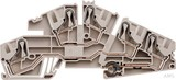 Weidmüller Installationsreihenklemme P-Reihe PDL 6S N/L/PE