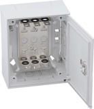 CobiNet Kunststoffverteiler BOX I zu 30 DA 2021 019