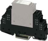 Phoenix Contact Basiselement für Schutzstecker PT 2X2-BE