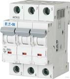Eaton / Möller LS-Schalter mit Beschrift. B 16A, 3p PXL-B16/3