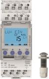 Theben Dämmerungsschalter mit Einbaulichtsensor LUNA 112 top3 EL