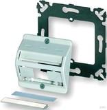 Tyco Electronics 3Port DIN Inst.-Kit RAL9010 2-0336613-1