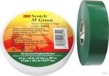 3M Elektro-Isolierband 19mm x20m grün Scotch 35 19x20 gn