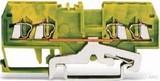 WAGO Schutzleiterklemme gn/ge 0,08-1,5qmm 279-837