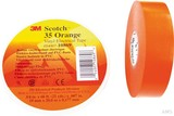 3M Elektro-Isolierband 19mm x20m orange Scotch 35 19x20 or