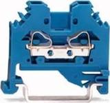 WAGO Durchgangsklemme 0,08-4mmq blau 281-104