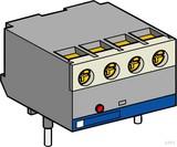 Schneider Electric Interface (statisch) 24-250VAC LA4DWB