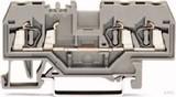 WAGO Durchgangsklemme grau 0,08-2,5qmm 280-681