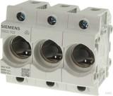 Siemens Neozed-Sicherungssockel Gr. D02, 3-polig, 63A 5SG5702