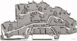 WAGO Installations-Etagenklemme TS 35 2003-7645