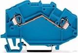 WAGO Durchgangsklemme 0,08-2,5mmq blau 780-604