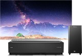Hisense 4K UHD Laser-TV 254cm,Proj+Panel+Sub H100LDA