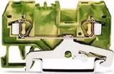 WAGO Schutzleiterklemme gn/ge 0,08-2,5qmm 280-907
