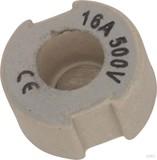 Mersen D-Schraub-Paßeinsatz D II, 16A grau 1657.016