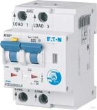 Eaton Brandschutzschalter B, 20 A, Typ LI/A AFDD-20/2/B/003-LI/A