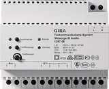 Gira 128700 Steuergerät Audio REG Türkommunikation