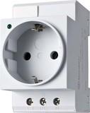Finder Schaltschranksteckdose mit LED 07.99.00