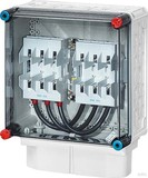 Hensel Hauptleitungsverteiler 2x NH00 MI 8014