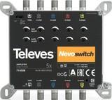 Televes MS510VGQ 5-fach Verst. 15dB f. MS Nevo