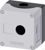 Siemens Gehäuse für Befehlsgeräte 22mm, rund 3SU1801-0AA00-0AB1