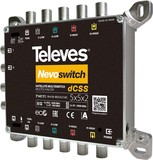 Televes MSU5216C Nevo-SCR 5 in 2x16 kaskadierbar