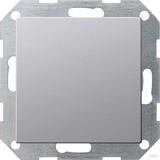 Gira 0268203 Blindabdeckung mit Tragring E22 Aluminium